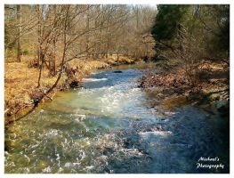 Blackburn Fork Creek by TheMan268