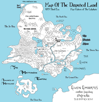 The Disputed Land - 479 Third Era by TheFlyingSniper