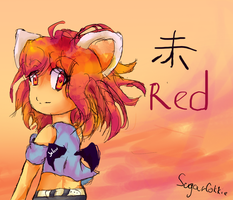Red by SugarCokkie