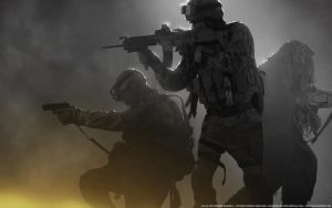 Modern Warfare 2 - Soldiers by emperaa