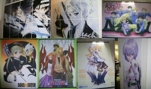 Anime Collection: 2 by basedFabio