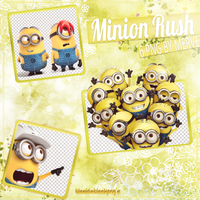 Minion Rush by MerveTelliogluu