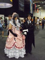 May Expo 2012 Black Butler by Uncharted-Deception