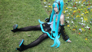 Vocaloid - Like a Doll by AidaOtaku