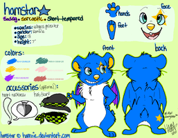 hamstar ref sheet 2010 by hamzie