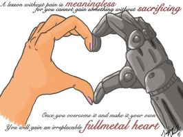 A Heart Made of Fullmetal by TaytoTott