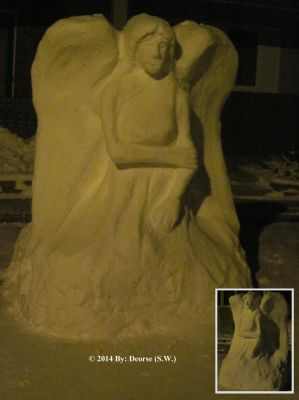 Snow Sculpture (W.I.P.)