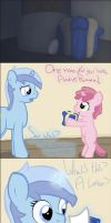 Colgate Answers: A Mysterious Gift by CaptainBritish