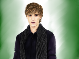Tom Felton by sarikha