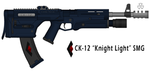 CORE CK-12 'Knight Light' SMG by OUTMACED121