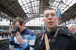Snap Shot at Manchester by robertbeardwell