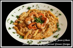 Shrimp and Crawfish Etouffee by Sigil79
