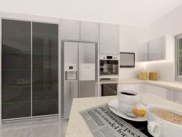 kitchen cabinet by moshi91