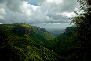 Mauritius Wadi Gorge 3 by liam-connor
