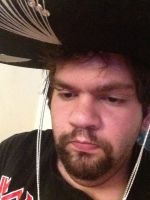 Me wearing a sombrero 8 by motorhea