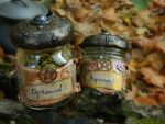 Witch's herbal apothecary jars by EMasqueradeGallery