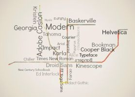 Subway With Type by Art-attack11