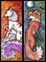 WIP - Bookmarks by thebeastinme