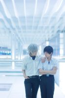 EVANGELION:3.0 YOU CAN (NOT) REDO. by yui930