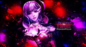 Beauty in Darkness by PowerFeud