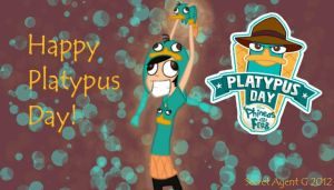 Platypus Day ID by SecretagentG
