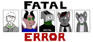 Fatal Error by SparksHumbleAbode