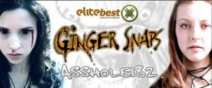 Ginger Snaps signature by aSsHoLe182