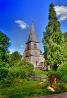 The Church at Swerford 01 by s-kmp