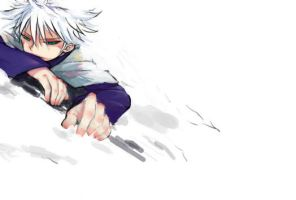 Killua by KuguKiugu