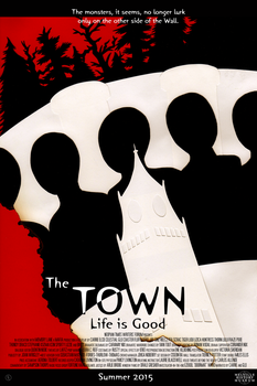 NTWF Town Poster by Between-the-Stars