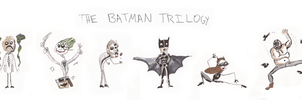 The Batman Trilogy by RDTJ