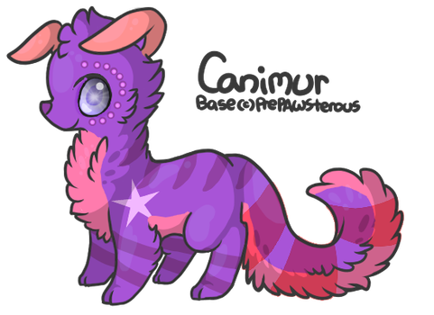 Reumah The Canimur by CRG-Free