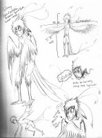 HELP ME MAKE THIS CHARACTER by Artificially-Zee