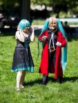 Hatsune Miku and Edward Elric 2 by YamiCecile