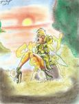 Setsu D: Tinkerbell by yomerome