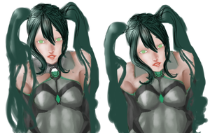 WHICH ONE IS BETTER? [Miku Hatsune] by Maan11j