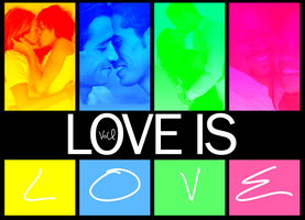 Love is Love by a2designs