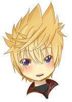 Chibi Ventus for NT-san by Nerux3