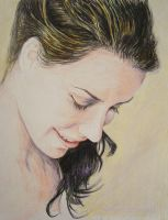 Evangeline Lilly Portrait by reesmeister