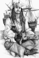 Jack Sparrow. by Natamur