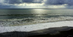 autumn by the sea by frei76