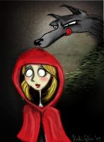 Little Red Riding Hood by PennyHorrible