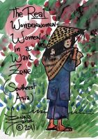 Warzone Women 'SE Asia' by DonnaBarr