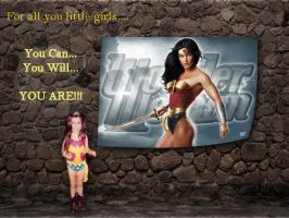 YOU_ARE_WONDER_WOMAN_by_CrimzonStar by CrimzonStar