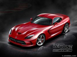 2013 SRT Viper by jonsibal