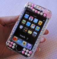 Commission iPod Touch Deco 2 by FatallyFeminine