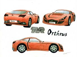 0847 - TVR Orthrus Concept by TwistedMethodDan