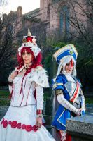 Trinity Blood. Different but right by Aliceincosplayland
