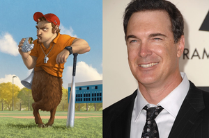 My Choice For Coach Hedge: Patrick Warburton by InsanityStudios