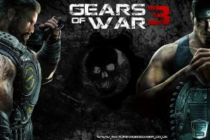 Gears of war 3 wallpaper by Deaddoll666